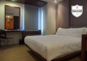 M Hotel  Jakarta - Standard Room Only LAST MINUTE PROMO 30% OFF ROOM ONLY