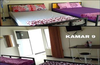 Sulfat Homestay Syariah Bumbing - kamar grub Regular Plan