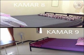 Sulfat Homestay Syariah Bumbing - kamar standard Regular Plan
