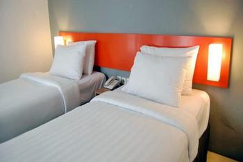 City One Hotel Semarang - Deluxe Twin Regular Plan