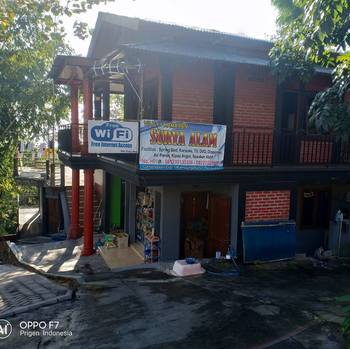 Penginapan Villa Surya Alam