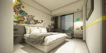 Yello Hotel Jambi Jambi - Yello Room Regular Plan