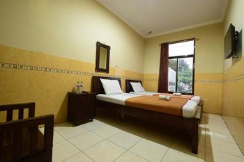 Hotel Srikandi Baru Yogyakarta - Twin Room Only Regular Plan