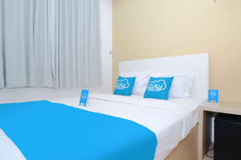Airy Kuta Galeria Bypass Ngurah Rai 39 Bali - Deluxe Double Room Only Regular Plan