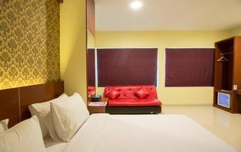Hotel Raising Makassar Makassar - Platinum Plus + Free Snack Regular Plan