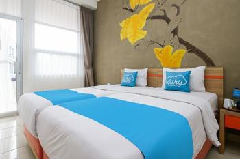 Airy Lembang Villa Istana Bunga Tulip Bandung - Junior Twin Room Only Regular Plan
