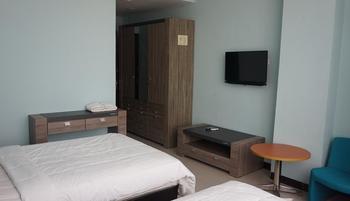 UTC Semarang Semarang - Superior Tempat Tidur Twin Regular Plan