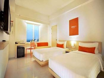 Zuri Express Lippo Cikarang - Express Twin Room Only Regular Plan