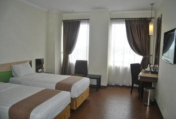 Hotel Dafam Pekalongan - Executive Twin Room Regular Plan