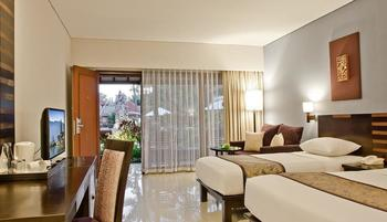 Bali Rani Hotel Bali - Deluxe Family Non Refundable 7 Nights Stay Promotion