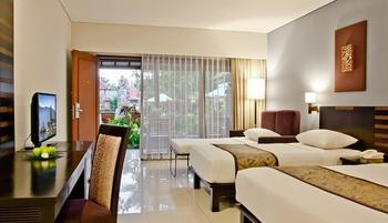 Bali Rani Hotel Bali - Deluxe Family Non Refundable Basic Deal 50%