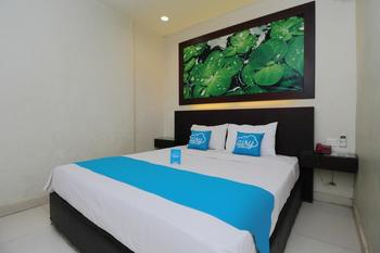 Airy Sungai Martapura RE Martadinata 6 Banjarmasin - Deluxe Double Room with Breakfast Special Promo 7
