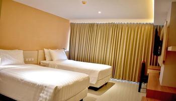 Grand Metro Hotel Tasikmalaya Tasikmalaya - Deluxe Twin Room Only Regular Plan