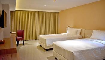 Grand Metro Hotel Tasikmalaya Tasikmalaya - Executive Twin Regular Plan