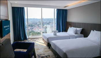 Golden Tulip Springhill Lampung Bandar Lampung - Superior City View Room Only Promo Hepi
