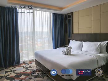 Golden Tulip Springhill Lampung Bandar Lampung - Junior Suite City View Always on