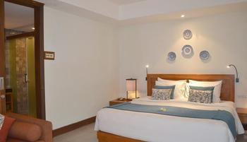 Rama Garden Hotel Bali - Deluxe Studio Second Floor Room Only (Double/Twin) End Year Sale