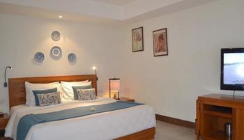 Rama Garden Hotel Bali - Deluxe Studio Second Floor with Breakfast (Double/Twin) Last Mins 53