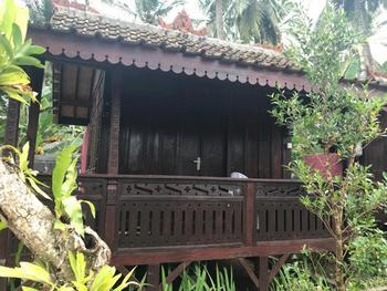 Wisma Pulau Merah Banyuwangi - Villa joglo with private garden Basic Deal Promotion