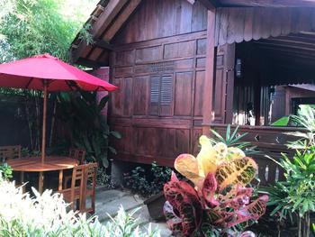 Wisma Pulau Merah Banyuwangi - Villa joglo with private garden + Breakfast Gajian