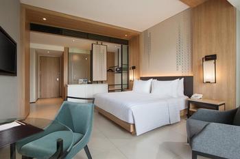 Hotel Santika Premiere Bandara Palembang - Deluxe King Room Regular Plan
