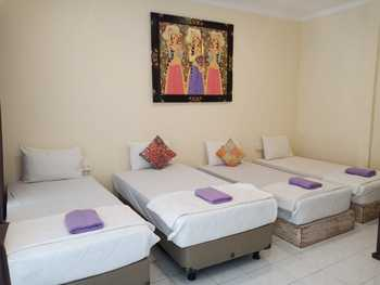 Pondok Tulasi Amertha Bali - Amertha Deluxe Room Only FC Minimum Stay 2 Nights