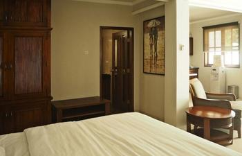 The Gecho Inn Country Jepara - Studio Superior Room Regular Plan