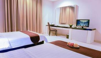 T-MORE Hotel & Lounge Kupang - Superior Room Only - Free Antar Jemput Regular Plan