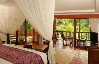 Warwick Ibah Hotel Luxury Villa and Spa Bali - Treetop Suite Regular Plan