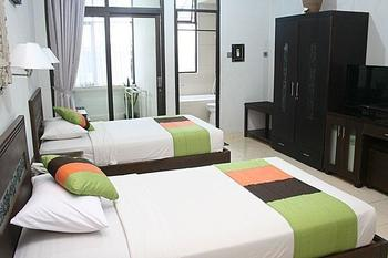 Melasti Beach Bungalow Bali - Deluxe Room Only Great Promotion