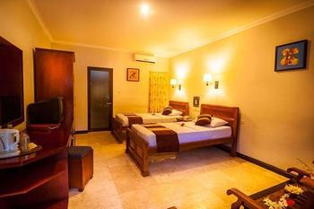 Melasti Beach Bungalow Bali - Superior Room Only Last Minute Promo
