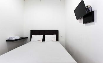 RedDoorz @Kemanggisan Jakarta - RedDoorz Room Regular Plan