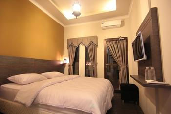 Suria City Hotel Bandung - Superior King Hanya Kamar On The Day Promo