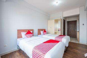 OYO 1405 Easton Park Residence Sumedang - Suite Twin Regular Plan
