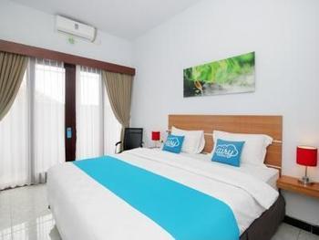 Airy Denpasar Barat Gunung Mas Gang Fujiyama 9 Bali - Standard Double Room Only Special Promo Dec 33