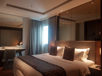 Ascott Waterplace Surabaya - RO 1 Bedroom Deluxe Longstay Deals