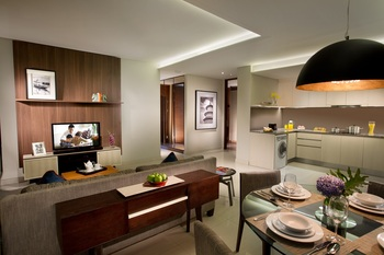 Ascott Waterplace Surabaya - RO 2 Bedroom Executive Longstay Deals