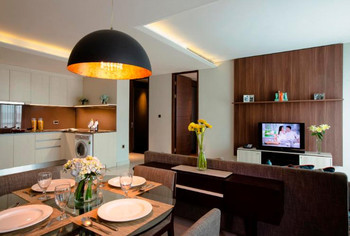 Ascott Waterplace Surabaya - Two Bedroom Executive Longstay Deals