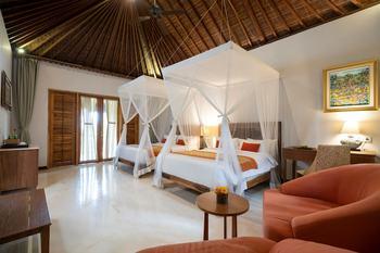 Svarga Loka Resort Bali - Kamar Suite Tanpa Breakfast Flash Sale
