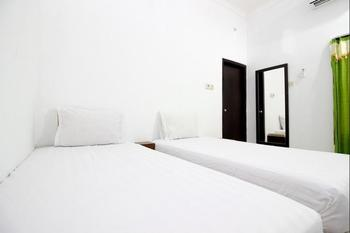 Avia Smart Hotel Yogyakarta - Twin Room Regular Plan