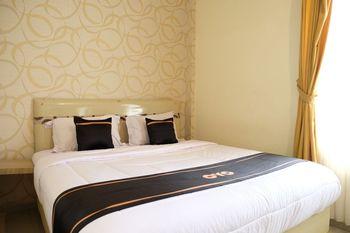 OYO 1616 Hotel Central City 2 Belitung - Deluxe Double Room Regular Plan