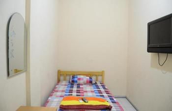 D'Kost Homestay Batam Batam - Single Bed Tipe C Private Bathroom Regular Plan