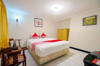 OYO 1159 Bukit Indah Hotel & Restaurant Near RSUD Prambanan Yogyakarta - Standard Double Room Regular Plan