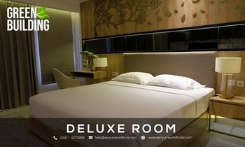 Senyum World Hotel Malang - Deluxe Room Regular Plan