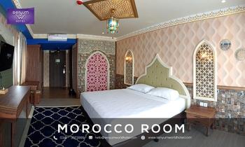 Senyum World Hotel Malang - DELUXE ROOM ONLY Regular Plan