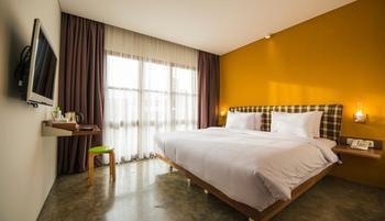 Greenhost Hotel Jogja - Artist Design Room - Room Only Regular Plan