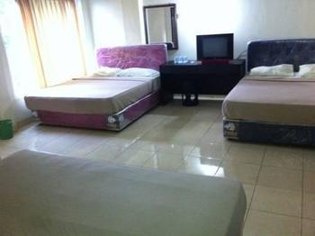 Queen Star Hotel Yogyakarta - Ruang Keluarga promo september