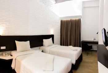 Xtra Hotel Bengkulu - Deluxe Twin Save 40%