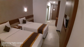 Xtra Hotel Bengkulu - Superior Twin Room Only Save 40%