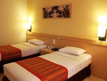 Gadjah Mada University Club Hotel Yogyakarta - Standard Double or Twin Room  Regular Plan